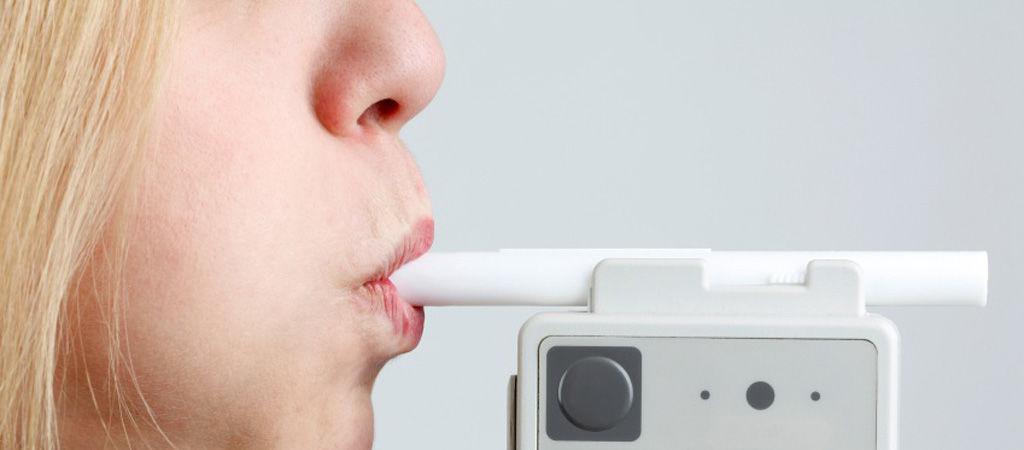 Дыхательный хелик-тест